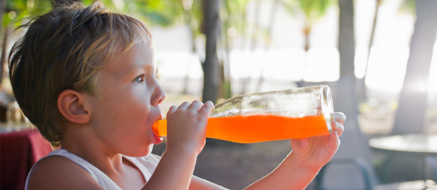 The Effects of Juice on your Child's Teeth
